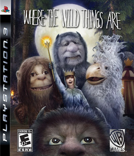 Where The Wild Things Are - PS3 - New
