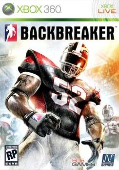 Backbreaker Football - XBOX 360 - New