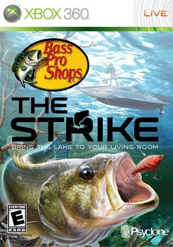 Bass Pro Shops The Strike (software only) - XBOX 360 - New