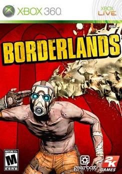 Borderlands - XBOX 360 - New