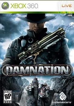 Damnation - XBOX 360 - New