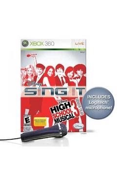 Disney Sing It High School Musical 3 Senior Year B - XBOX 360 - New