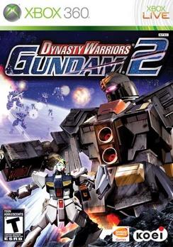 Dynasty Warriors Gundam 2 - XBOX 360 - New