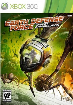 Earth Defense Force: Insect Armageddon - XBOX 360 - New