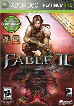 Fable 2 Platinum Hits - XBOX 360 - New