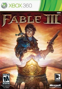 Fable 3 - XBOX 360 - New