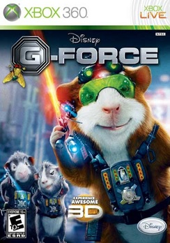 G-Force - XBOX 360 - New