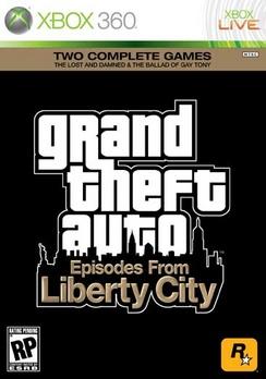Grand Theft Auto Episodes Of Liberty City - XBOX 360 - New