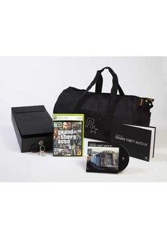 Grand Theft Auto IV Special Edition - XBOX 360 - New