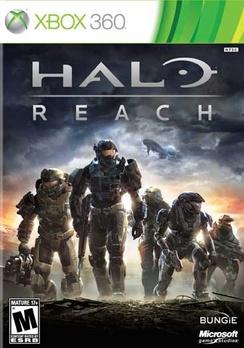 Halo Reach (replenishment-no token) - XBOX 360 - New