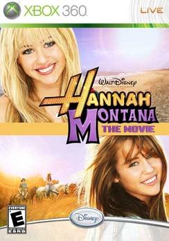 Hannah Montana The Movie - XBOX 360 - New