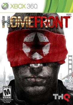 Homefront - XBOX 360 - New