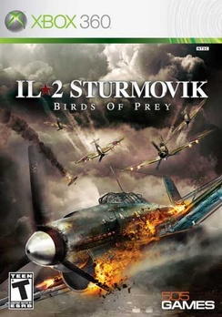 Il-2 Sturmovik Birds of Prey - XBOX 360 - New