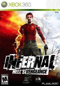 Infernal: Hells Vengeance - XBOX 360 - New
