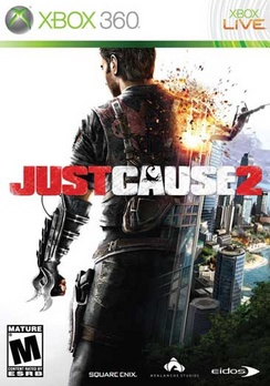 Just Cause 2 - XBOX 360 - New