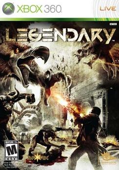 Legendary - XBOX 360 - New