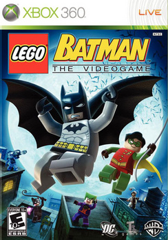 Lego Batman: The Video Game - XBOX 360 - New
