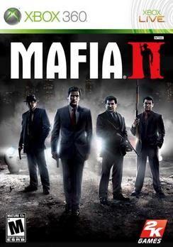 Mafia 2 - XBOX 360 - New
