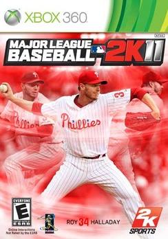 Major League Baseball 2K11 - XBOX 360 - New