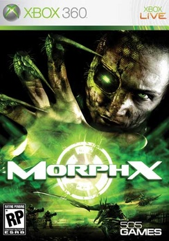 Morphx - XBOX 360 - New