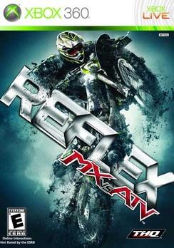 MX vs ATV Reflex - XBOX 360 - New
