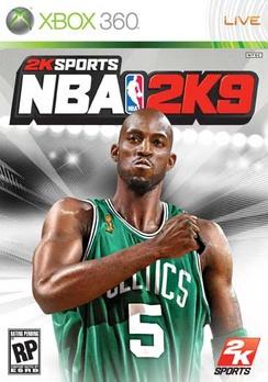 NBA 2K9 - XBOX 360 - New