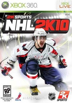 NHL 2K10 - XBOX 360 - New