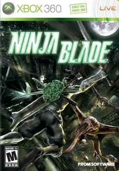 Ninja Blade - XBOX 360 - New