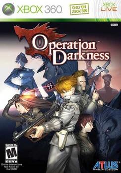 Operation Darkness - XBOX 360 - New
