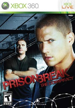 Prison Break: Conspiracy - XBOX 360 - New