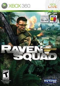 Raven Squad: Hidden Dagger - XBOX 360 - New