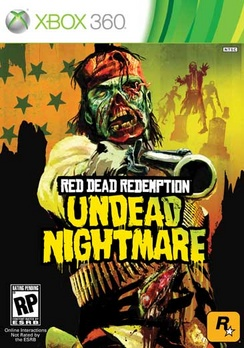 Red Dead Redemption Undead Nightmare Collection - XBOX 360 - New