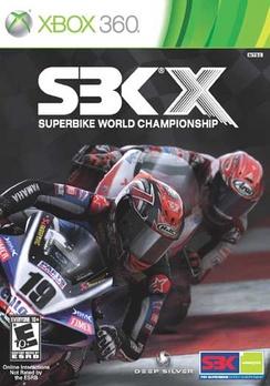 SBK X - XBOX 360 - New