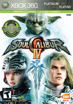 Soul Calibur 4 - XBOX 360 - New