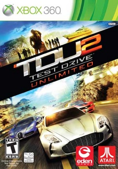 Test Drive Unlimited 2 - XBOX 360 - New