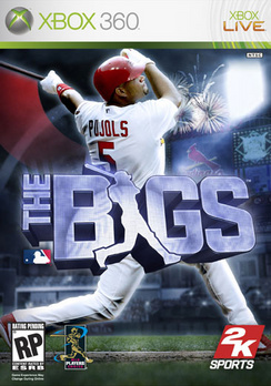 The Bigs - XBOX 360 - New