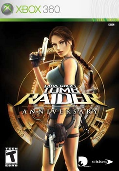 Tomb Raider Anniversary - XBOX 360 - New