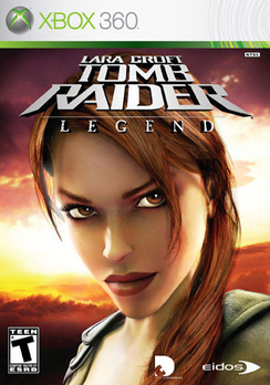 Tomb Raider: Legend - XBOX 360 - New