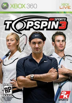 Top Spin 3 - XBOX 360 - New