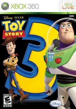 Toy Story 3 - XBOX 360 - New