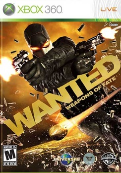 Wanted: Weapons Of Fate - XBOX 360 - New