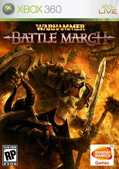 Warhammer Battle March - XBOX 360 - New