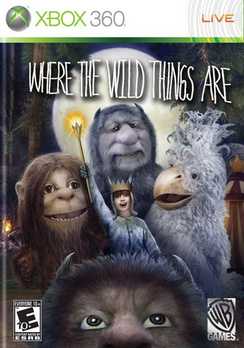 Where The Wild Things Are - XBOX 360 - New