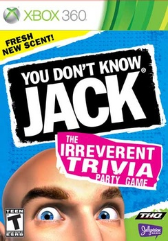 You Don't Know Jack - XBOX 360 - New