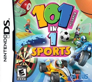 101 In 1 Sports Megamix - DS - Used