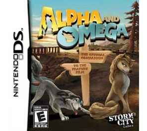 Alpha and Omega - DS - Used