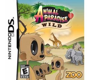 Animal Paradise Wild - DS - Used