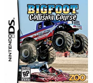 Bigfoot Collision Course - DS - Used