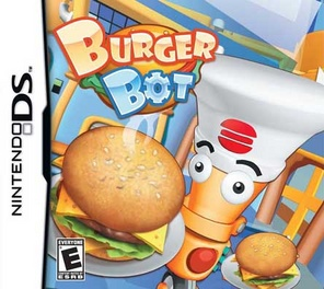 Burger Bot - DS - Used