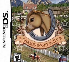Championship Pony - DS - Used